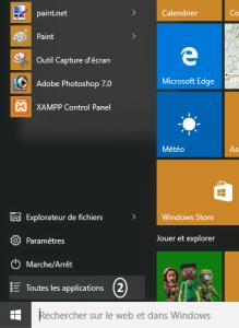 Comment ouvrir le logiciel Word avec Windows ?