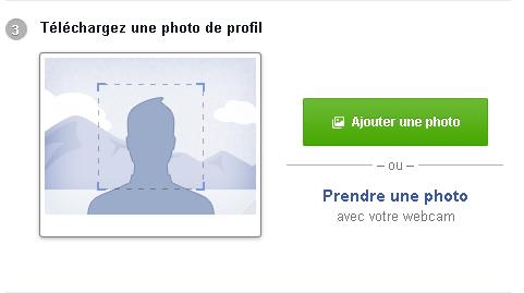 personnaliser votre profil Facebook avec une photo.