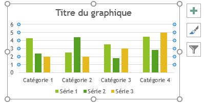 Powerpoint insérer un graphique